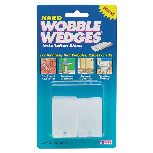 Hard Wobble Wedges, Set of 6