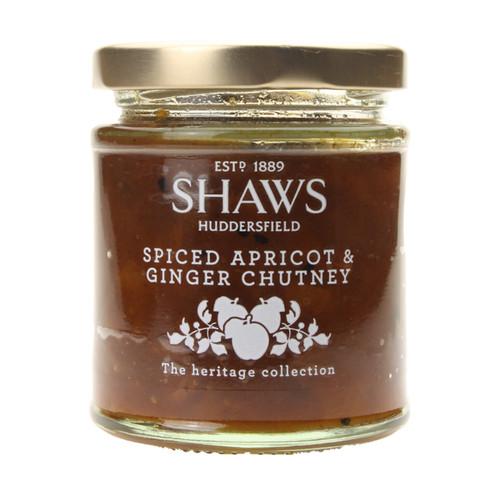 Spiced Apricot & Ginger Chutney, 200g