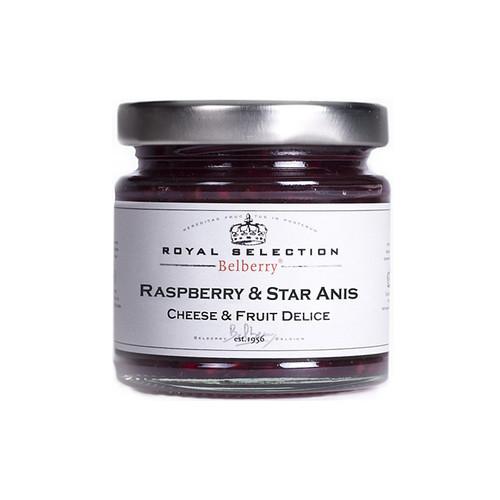 Raspberry & Star Anise Confit, 130g