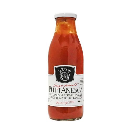 Puttanesca - Tomato Sauce, 500g