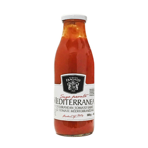 Mediterranean - Tomato Sauce, 500g