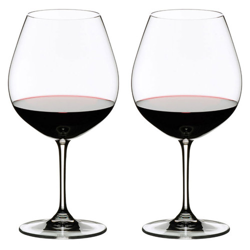 Vinum - Burgundy & Pinot Noir Glass, Box of 2