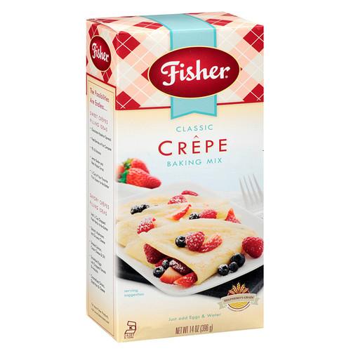 Classic Crepe Mix, 396g