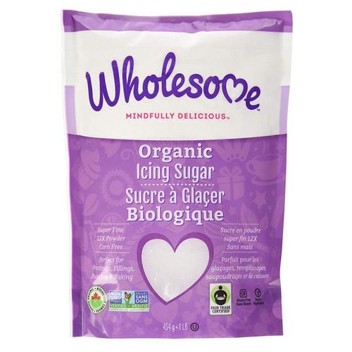 Icing Sugar - Organic Fair Trade, 454g