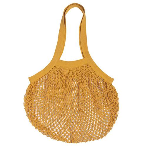 Le Marché Cotton Shopping Bag - Gold