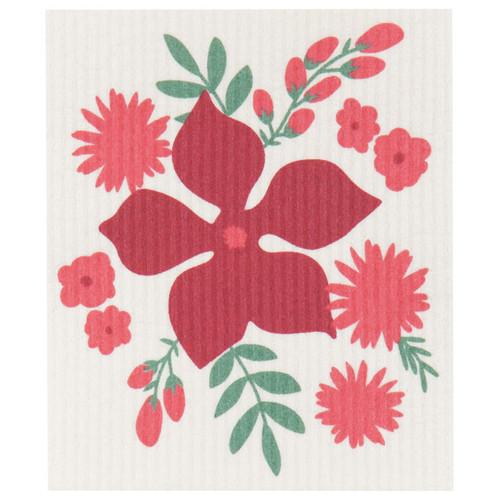 Swedish Dishcloth - Botanica, 6.5 x 8-in