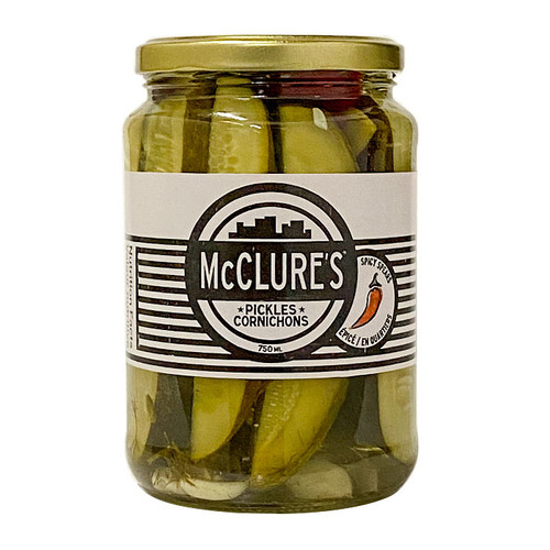Pickle Spears - Spicy, 750ml