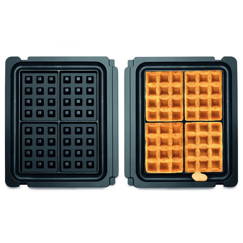No-mess Waffle Plates - For Sear & Press Grill