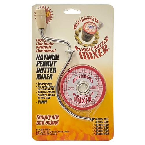 Peanut Butter Mixer - Model 100