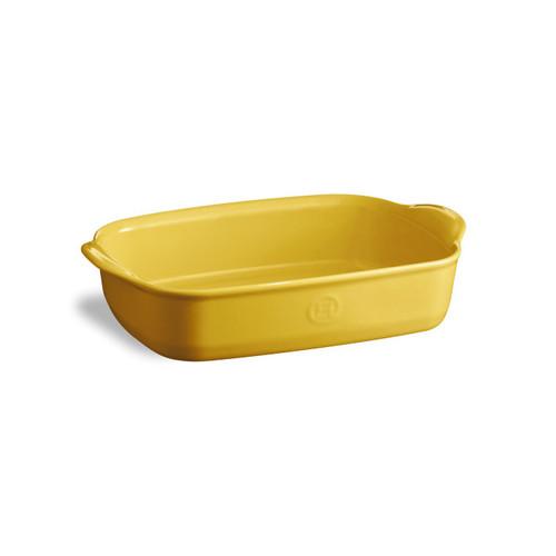 Small Rectangular Oven Dish - Provence Yellow, 30 x 19 cm
