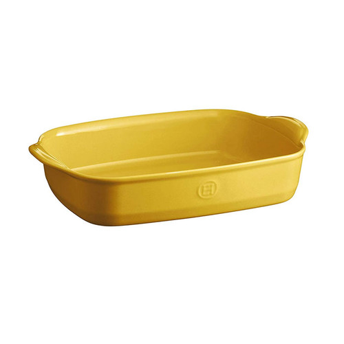 Medium Rectangular Oven Dish - Provence Yellow, 36.5 x 23.5 cm