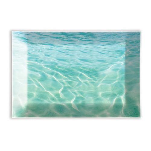 Beach Glass Soap Dish