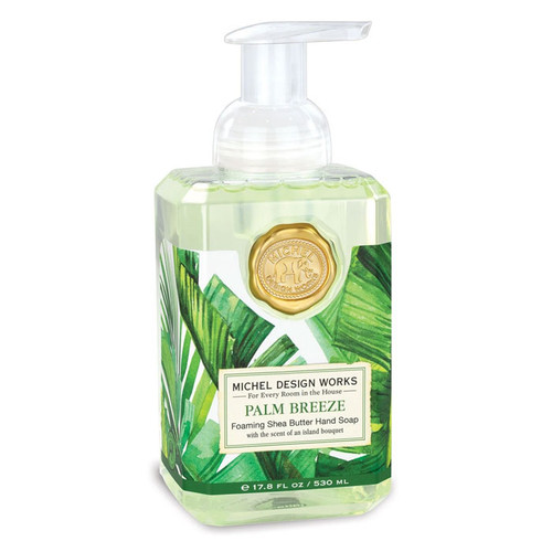 Palm Breeze Foaming Hand Soap, 530ml