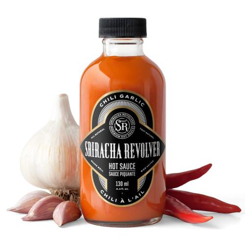 Chili Garlic Hot Sauce, 130ml