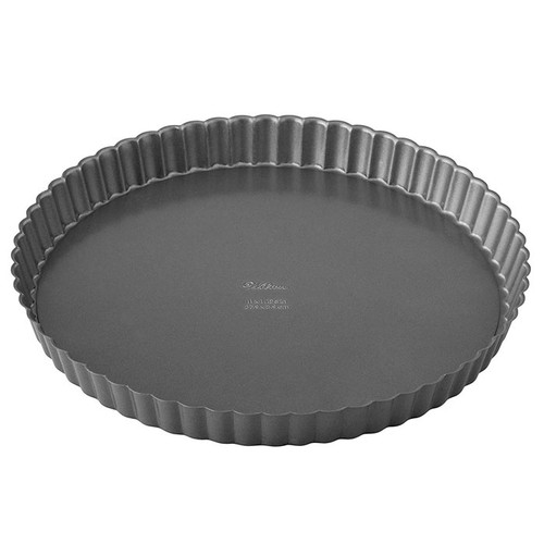 Tart & Quiche Pan - Nonstick Loose Bottom, 11-in