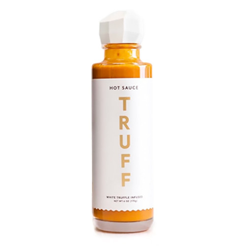 TRUFF Hot Sauce + Gift Box - White Truffle Infused, 170g