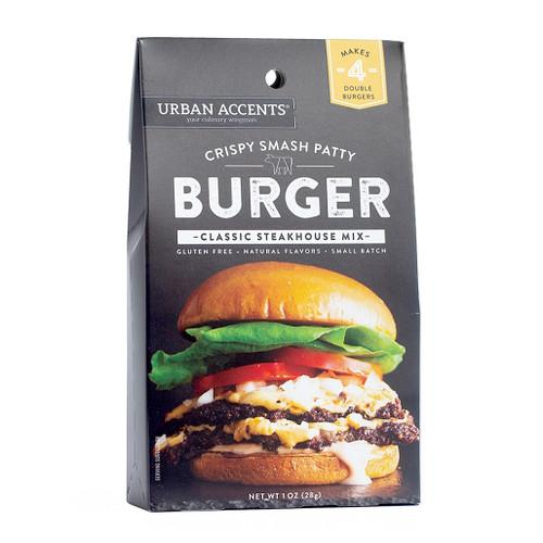 Smash Patty Burger Seasoning Mix, 1oz