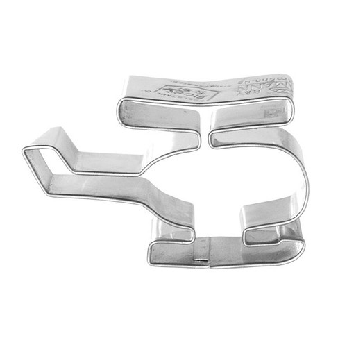Helicopter Cookie Cutter, 7cm