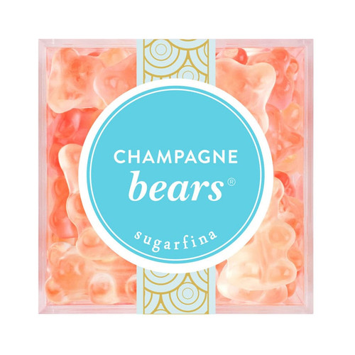Champagne Bears - Candy Cube