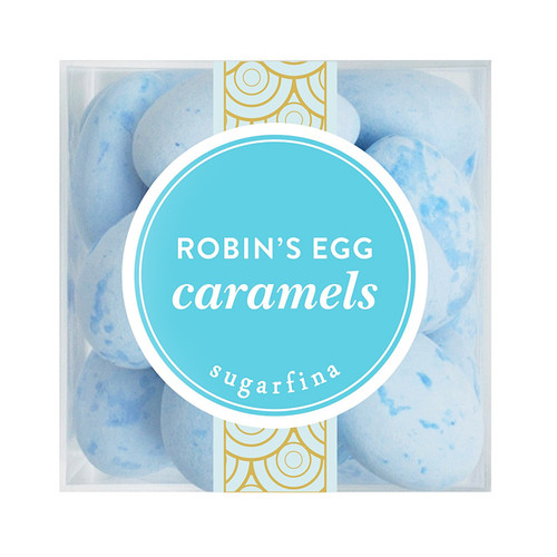 Robin's Egg Caramels - Candy Cube