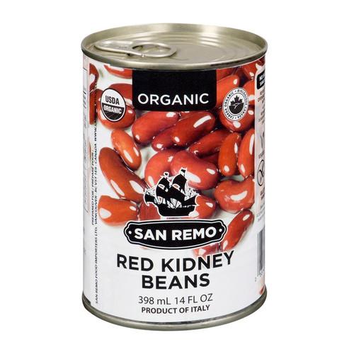 Red Kidney Beans - Organic, 14oz