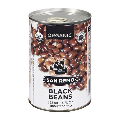 Black Beans - Organic, 14oz