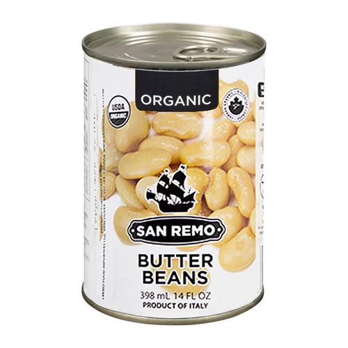 Butter Beans - Organic, 14oz