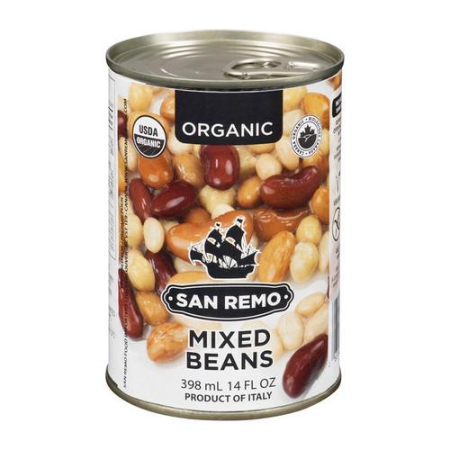 Mixed Beans - Organic, 14oz