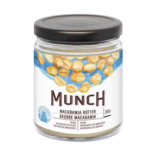 Macadamia Nut Butter, 240g