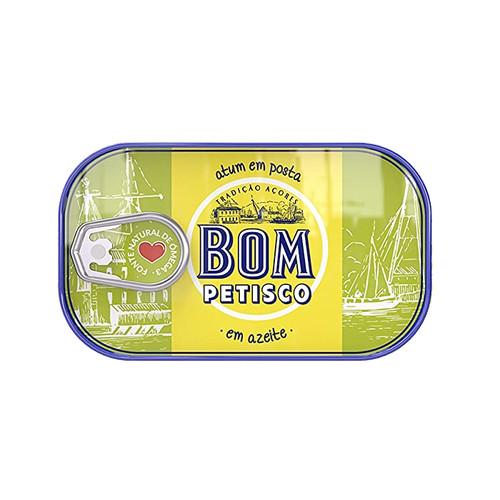 Solid Tuna in Olive Oil, 120g