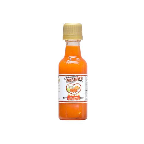 Red Habanero Mini Pepper Sauce - Hot, 50ml