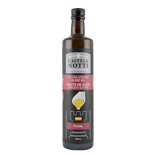 Picual - Extra Virgin Olive Oil, 750ml