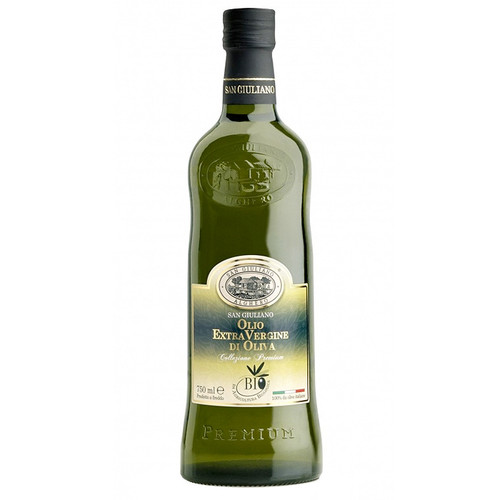 San Giuliano Organic - Extra Virgin Olive Oil, 750ml