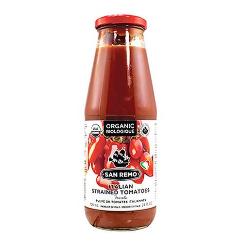 Passata  - Organic Italian Strained Tomatoes, 720ml