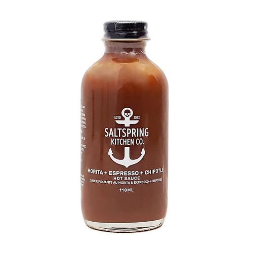 Morita + Espresso + Chipotle Hot Sauce, 118ml