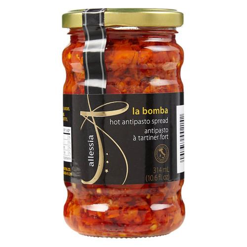 La Bomba - Hot Antipasto Spread, 314ml