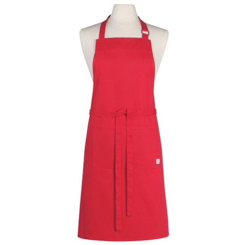 Chef Apron - Solid Red