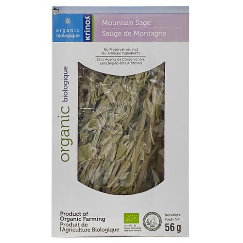 Mountain Sage - Organic, 56g