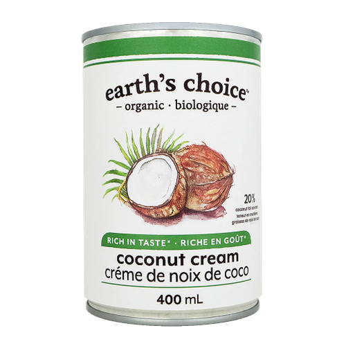 Coconut Cream - Organic, 400ml