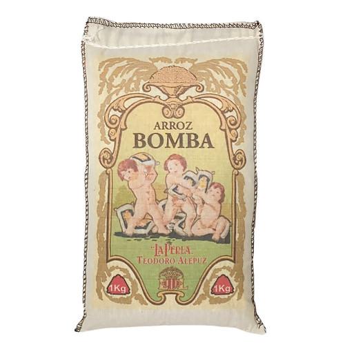 Bomba Rice - DOP, 1kg