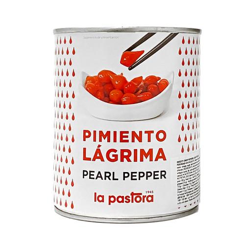 Sweety Drop Peppers - Pimiento Lagrima, 793g