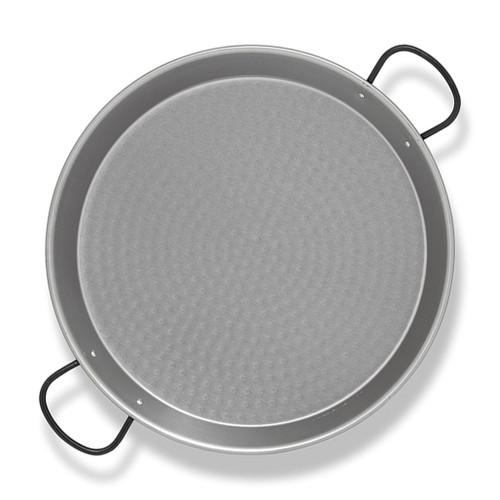 Paella Pan - Polished Steel, 46cm