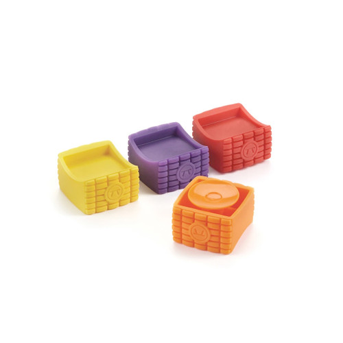 Butter Buddies - Butter Spreaders for BBQ, Set of 4