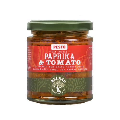 Oak-Smoked Paprika & Tomato Pesto, 165g