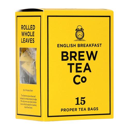 English Breakfast - Tea Bags, Box of 15