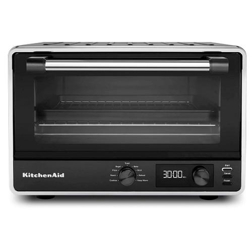 Digital Countertop Oven - 1800 Watts, Black Matte