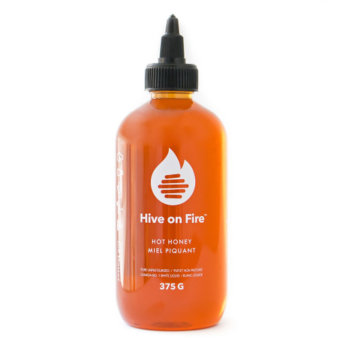 Hot Honey - Hive on Fire, 375g