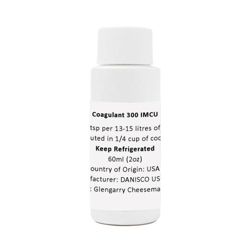 Coagulant 300 IMCU - Calf Rennet, 60ml
