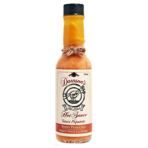 Sweet Pear Chili Hot Sauce, 155ml