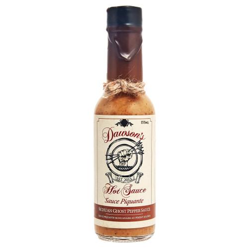 Sichuan Ghost Pepper Hot Sauce, 155ml